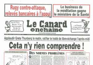 CABINET KTORZA Enquête du Canard Enchaîné sur la gestion sociale de FTV 24 juillet 2019