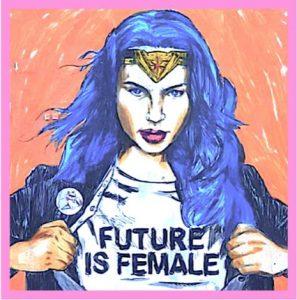 Cabinet Ktorza Wonder Woman
